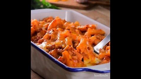 Macaroni with Chorizo and Cheese