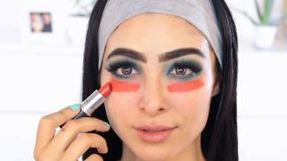 Beautiful Blue Makeup Look Tutorial