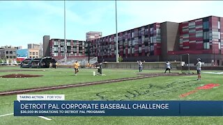 Detroit PAL hosts Corporate Baseball Challenge fundraiser