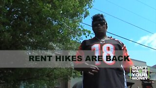 Rent Hikes are Back