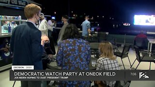 Democratic Watch Party at ONEOK Field