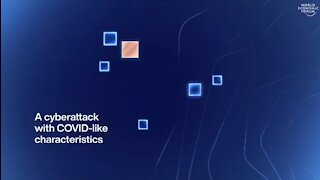World Economic Forum: A cyber-attack with COVID-like characteristics? (Internet blackouts)
