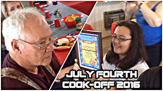 The July Fourth Cook-Off 2016