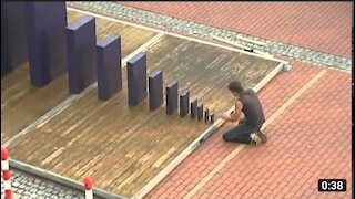 Domino effect 😵