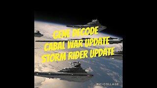 GENE DECODE CABAL WAR UPDATE
