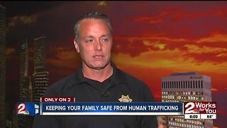 Debunking human trafficking social media posts