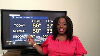 7 First Alert Forecast 11p.m. Update, April 4