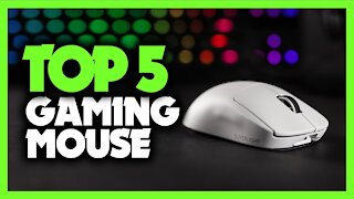 Top 5 Review Gaming Mouse in 2021 | Best Gaming Mouse in 2021