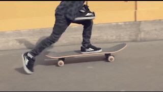 Kids Skateboarder
