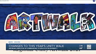 Valley cities celebrate diversity through Regional Unity Artwalk