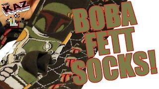 Boba Fett Socks Unboxing