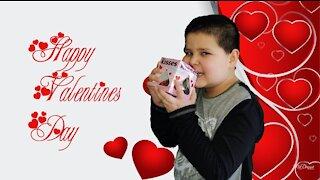 Happy Valentine's Day From 2CuteTinkerKid