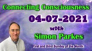 2021-07-04 Connecting Consciousness - Simon Parkes