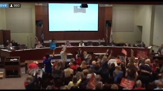 School Board Silences Parents After They Railed Against CRT And The Board