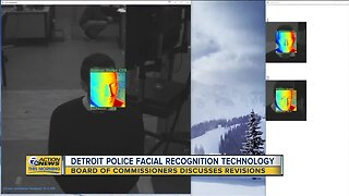Detroit police facial recognition technology back in spotlight