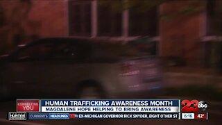 Magdalene Hope bringing awareness to human trafficking in Bakersfield