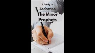 The Minor Prophets, Zechariah