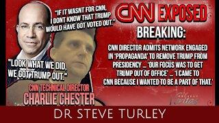 CNN BOMBSHELL! Director Caught on Hidden Camera Admitting Network is PROPAGANDA!!!