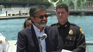 Public safety ahead of Stanley Cup victory boat parade
