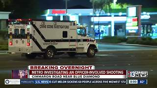 Robbery suspect shot by police