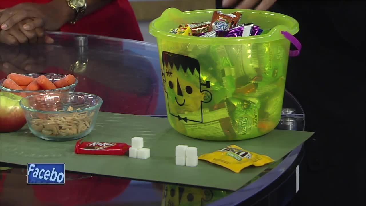 How to balance your kids' sugar intake this Halloween