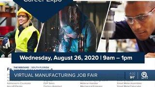 Virtual job fair seeks to fill multiple manufacturing jobs across South Florida, Treasure Coast