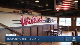 Indiana restaurants get the jump on Ohio, Kentucky