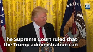 Travel Ban Goes Into Full Effect