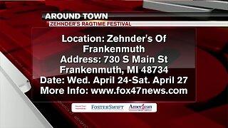 Around Town 4/23/19: Zehnder's Ragtime Festival