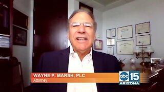 Wayne P Marsh: Help with estate planning