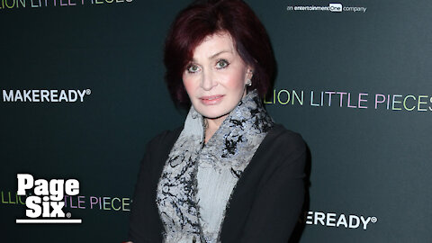 Sharon Osbourne exits 'The Talk' with payout of up to $10 million