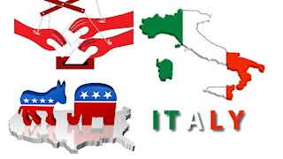 Frontlines #570: Italy involved in the Election Fraud
