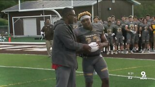Q&A with Roger Bacon running back Corey Kiner
