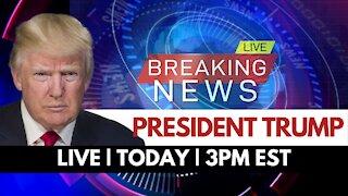 Live Now | Patriot News Outlet | President Trump | 3PM EST| 6/21/2021