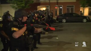 Ohio board considers standards for police during mass protests