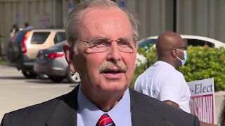 Palm Beach County Sheriff Ric Bradshaw says agency prepared for election night