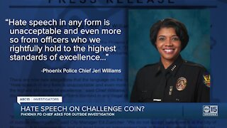 Phoenix city manager, PD chief call for investigation after ABC15 report on protest shooting trophy