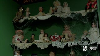 St. Pete Museum of History opens Creepatorium exhibit