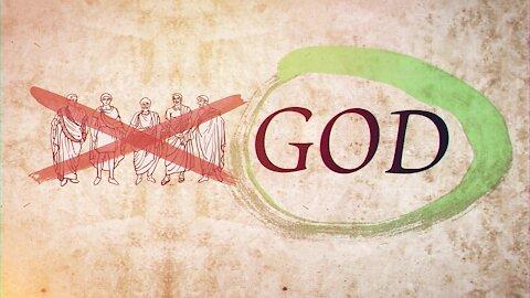 Romans 13 Obey God rather than man