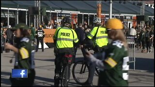 Green Bay Police get ready for busy weekend