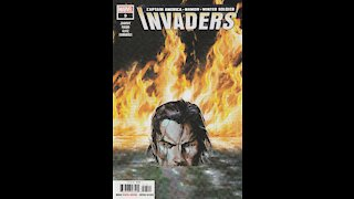 Invaders -- Issue 9 (2019, Marvel Comics) Review