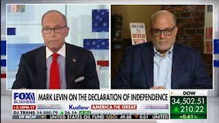 Mark Levin On The Fight Against Those Who Worship Government..