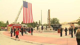 Bakersfield Fire Department 9/11 Ceremony