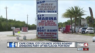Move to annex portion Matlacha squashed by Cape Coral city council