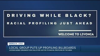 Livonia group calls for justice to racial profiling in the area