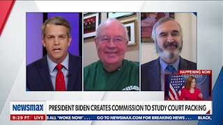 Biden's Supreme Court Commission