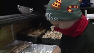 500 meals, blessing packages pulled together in two weeks during local campaign