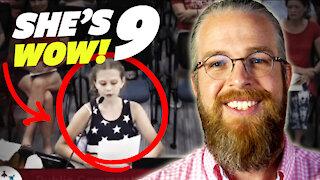 WOW! 9-Year-Old BLASTS School Board For BLM Hypocrisy