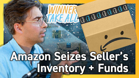 Seller Spends $200k in Legal Fees After Amazon Seizes His Funds + Inventory 😨