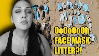 Mask Pollution, Call Greta! | Natly Denise